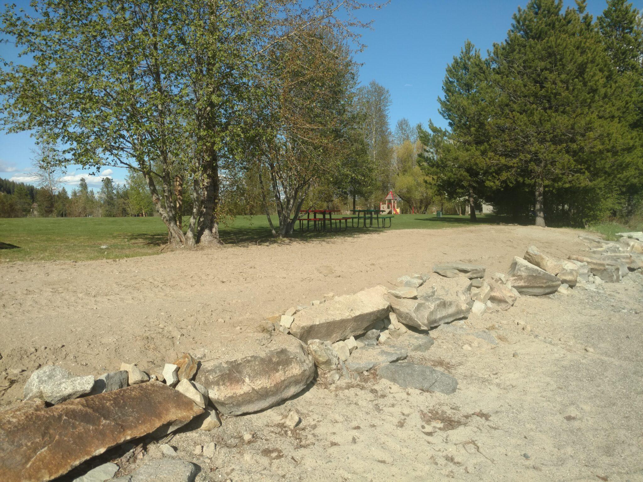 New Sand At City Beach!